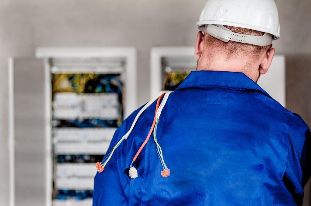 dépannage électricité Uccle